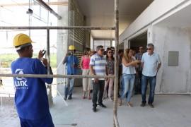 obra uepb4 foto Francisco França 270x180 - No Cariri: Ricardo entrega Central de Comercialização EcoParaíba e visita obras de campus da UEPB