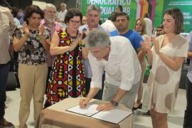 od joão pessoa2 foto Alberi Pontes 270x180 - Ricardo participa do ODE em João Pessoa e destina R$ 23 milhões para obras da educação
