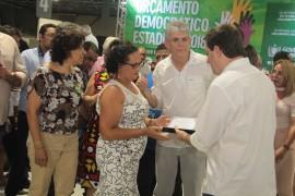 od joão pessoa3 foto Alberi Pontes 270x180 - Ricardo participa do ODE em João Pessoa e destina R$ 23 milhões para obras da educação