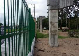 passarela do IESP BR 230 3 270x191 - DER inicia terça-feira a construção do pilar do vão central de passarela na BR-230