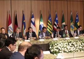ricardo encontro de governadores do nordeste no piaui 6 270x191 - No Piauí: Ricardo discute segurança pública em Encontro dos Governadores do Nordeste