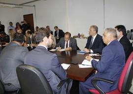 seds reuniao da seguraca do RN PB e CE 1 270x191 - Secretários da Segurança da PB, de PE e do RN discutem enfrentamento de explosões a banco no Nordeste