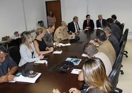 seds reuniao da seguraca do RN PB e CE 2 270x191 - Secretários da Segurança da PB, de PE e do RN discutem enfrentamento de explosões a banco no Nordeste