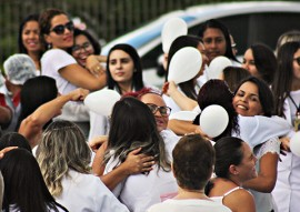 ses hosp trauma comemora dia da mulher foto ricardo puppe 4 270x191 - Hospital de Trauma comemora o Dia Internacional da Mulher com ato simbólico e diversas atividades