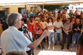 unidade de economia solidária9 foto Francisco França 270x180 - No Cariri: Ricardo entrega Central de Comercialização EcoParaíba e visita obras de campus da UEPB