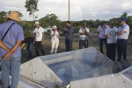 Assentamento Olho dágua 4 270x180 - Representantes do IICA no Brasil e Programa Semear Internacional conhecem ações do Procase