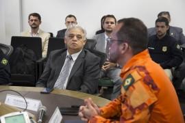 Assinatura de protocolo de intenções entre PRF e Secretarias da Segurança do Ceará e Paraíba 3 270x180 - Segurança da Paraíba e do Ceará e PRF iniciam integração pioneira de base de dados