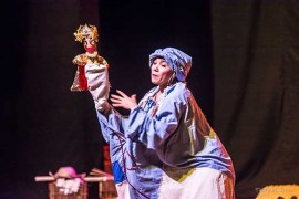 FUNESC por Thercles Silva 4269 270x180 - Espetáculo Zé Lins - O Pássaro Poeta é atração do Teatro Santa Roza nesta quinta-feira