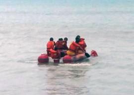 bombeiros instrucao de sobrevivencia no mar 2 270x191 - Cadetes do CFO Bombeiros realizam curso de sobrevivência no mar