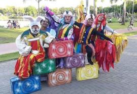fuzuê no galinheiro portal 270x186 - Em abril, Interatos traz espetáculos de teatro e dança e roda de diálogo sobre circo