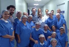 hospital metropolitano atendimento humanizado 2 270x183 - Crianças cirurgiadas no Hospital Metropolitano aguardam alta médica e mães elogiam atendimento humanizado
