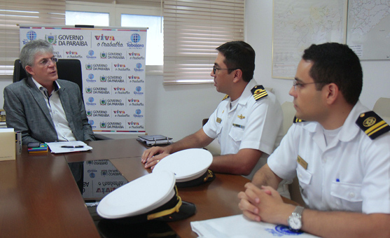 ricardo recebe o capitão dos portos da paraiba_foto jose marques (1)