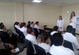treinamento hosp metropolitano1 portal 270x189 - Equipes recebem treinamento sobre perfil e acolhimento do Hospital Metropolitano Dom José Maria Pires