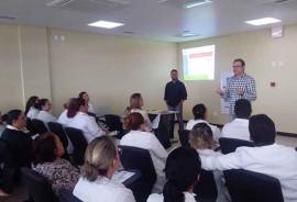 treinamento hosp metropolitano3 portal 270x184 - Equipes recebem treinamento sobre perfil e acolhimento do Hospital Metropolitano Dom José Maria Pires