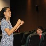 Ana Barbara, sessão desta quarta