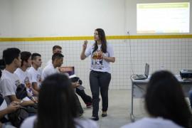 DiegoNóbrega Se Liga no ENEM Campina Grande 15 270x180 - #SeLigaNoEnemPB: 2 mil alunos da Rede Estadual de Ensino participam do evento em Campina Grande