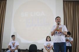 DiegoNóbrega Se Liga no ENEM Campina Grande 3 270x180 - #SeLigaNoEnemPB: 2 mil alunos da Rede Estadual de Ensino participam do evento em Campina Grande