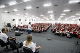 DiegoNóbrega Se liga no ENEM PB 12 270x180 - Lançamento do #SeLigaNoEnemPB reúne 600 alunos de escolas estaduais da Grande João Pessoa