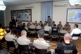 Reunião Segurança nas Eleições 2018 PM TRE Foto Wagner Varela SECOM PB 3 270x180 - Reunião discute planejamento do esquema de segurança para as eleições 2018 na Paraíba