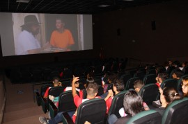 Sessão desta quarta1 270x179 - Cine Recreio, do Cearte, faz exibição de documentário para 110 alunos do EJA