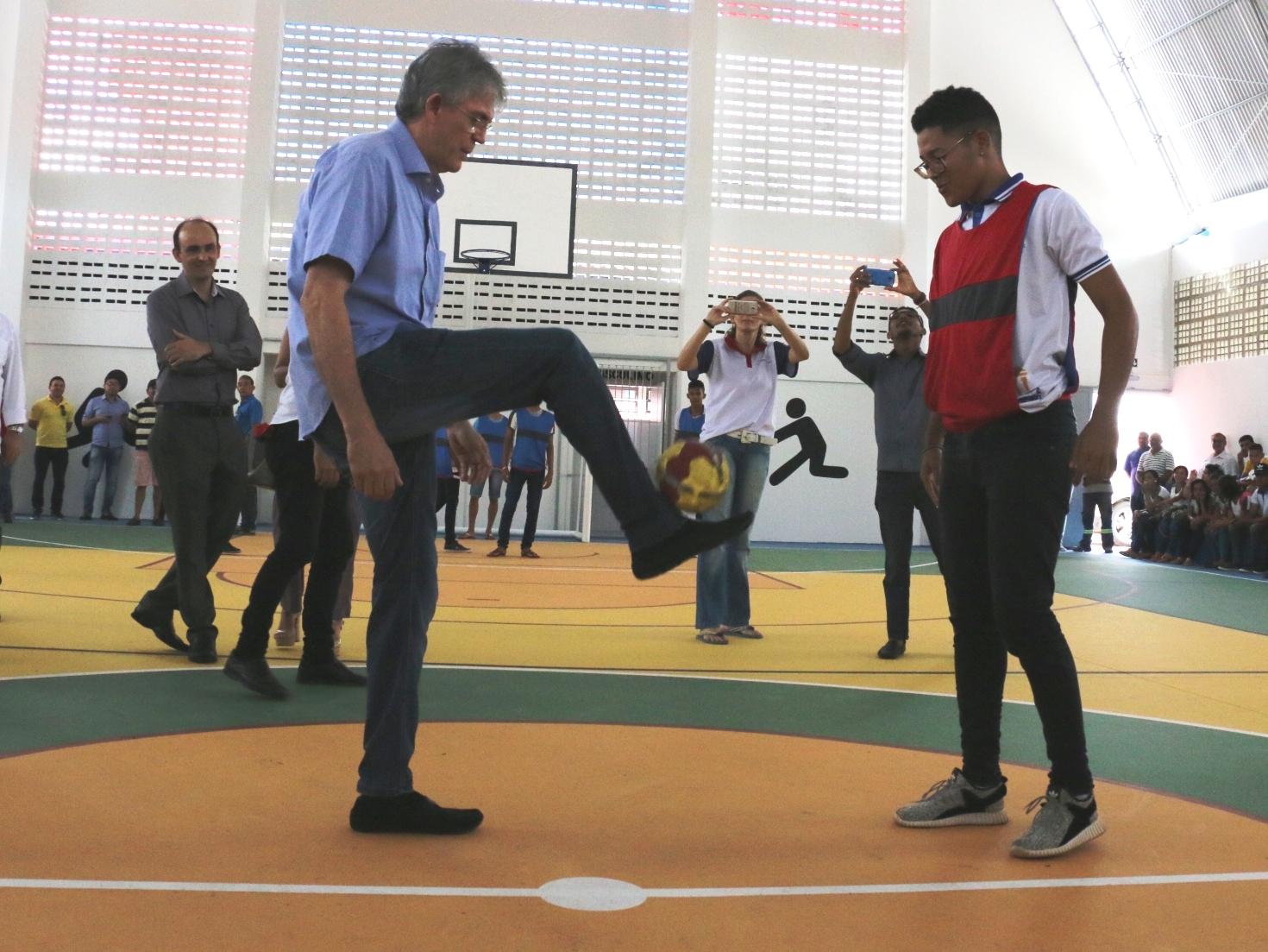 ginásio-escola otávio novais12-foto Francisco França