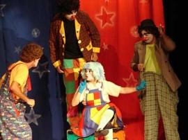 o circo chegou8 portal 270x202 - Em maio: Interatos traz oficina de dança e espetáculos de teatro e circo