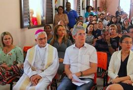 ricardo visita capela do Hospital Padre Ze foto jose marques 2 270x183 - Ricardo participa da entrega do Centro de Telemedicina do Hospital Padre Zé