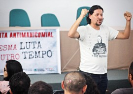 ses semana de luta antimanicomial discute preconceito resistencia e inclusao foto Ricardo Puppe 1