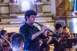 solista alisson azevedo 270x180 - Orquestra Sinfônica apresenta concerto com execução de sinfonia inédita na Paraíba