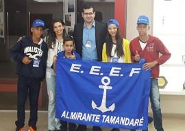 studantes paraibanos de escola estadual participam da olimpiada de raciocinio 270x191 - Alunos de escola estadual participam da etapa nacional da Olimpíada de Raciocínio em São Paulo