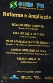 11-06-18 Inauguração de posto do CINE em CONDE Alberto Machado  (23)