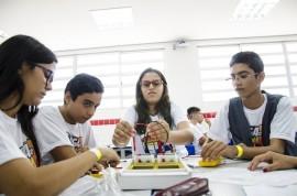 Diego Nóbrega Se Liga no Enem São Bento 13 270x178 - #SeLigaNoEnem:600 estudantes da Rede Estadual de Ensino participam do movimento em São Bento