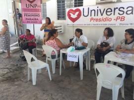 ação social Seap nos presídios 270x202 - Familiares de reeducandos participam de ações de cidadania na Penitenciária Feminina e no Sílvio Porto