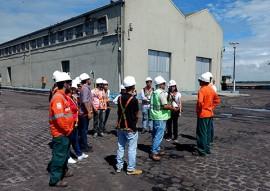 docas pb alunos da ufcg visita porto de cabedelo