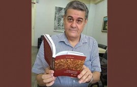 jaldes 270x172 - Professor lança livro na Fundação Casa de José Américo