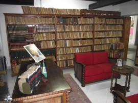 museu jose lins na funesc foto de herbert clemente1 270x202 - Museu da Funesc recebe oratório e relógio de parede usados por José Lins do Rêgo