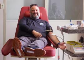 secretario e agentes penitenciarios doam sangue foto carol 16 270x192 - Agentes penitenciários participam de campanha de doação de sangue