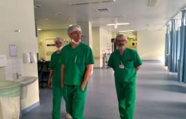 visita metropolitano11 270x173 - Hospital Metropolitano recebe visita técnica de unidades de saúde do Rio Grande do Norte