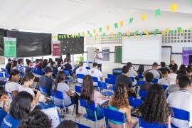 DiegoNóbrega Escola Orlando Cavalcante ENEM 61 270x180 - Escola estadual realiza aulão dentro do SeLigaNoEnemPB
