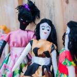 Bruxinha, bonecas pano