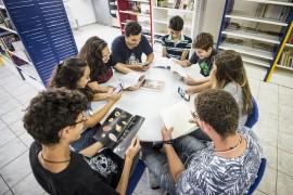 DiegoNóbrega Atividades Escola Estadual Presidente João Gulart 8 270x180 - Projetos literários incentivam leitura e escrita na Rede Estadual de Ensino da Paraíba