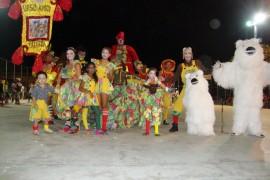 Urso Amigo Batucada 270x180 - Espaço da Criança tem dança, HQ, teatro, oficinas, palhaços e show, na Funesc