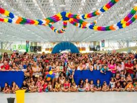 dia das crinças 2017 foto Thercles Silva 270x203 - Espaço da Criança tem dança, HQ, teatro, oficinas, palhaços e show, na Funesc