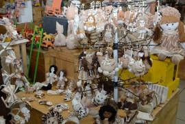 feira de artesanto brincarte foto walter rafael 6 1 270x181 - Famílias prestigiam Feira de Brinquedos Populares realizada pelo PAP no Shopping Sul