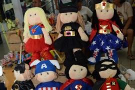 feira de artesanto brincarte foto walter rafael 7 1 270x181 - Famílias prestigiam Feira de Brinquedos Populares realizada pelo PAP no Shopping Sul