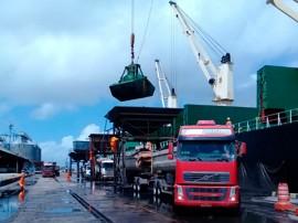 movimento porto 270x202 - Movimentação do Porto de Cabedelo cresce 45% no mês de setembro
