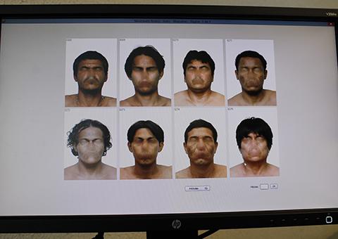 Resultado de imagem para Retrato falado auxilia a Polícia Civil na elucidação de crimes na Paraíba
