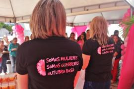 ses outubro rosa foto ricardo puppe 2 270x180 - Governo realiza atividades da campanha Outubro Rosa