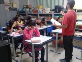 Momento das emoções na Escola Estadual Nossa Senhora Aparecida Campina Grande 270x202 - Alunos das Escolas Estaduais da Paraíba recebem apoio de Educação Emocional para o Enem
