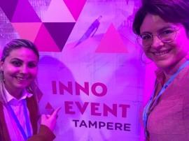 Professoras no evento InnoEvent Finlândia 1 270x202 - Professoras da Paraíba participam do maior evento de empreendedorismo de Tampere, na Finlândia
